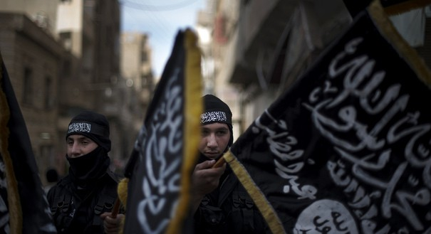 Isolating the Islamic State