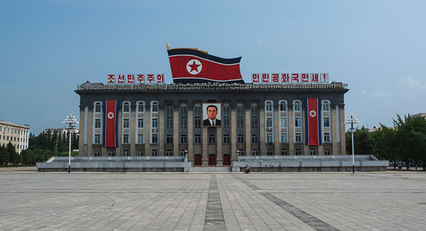 """US Sending North Korea the """"Right Message for the Moment"""""""