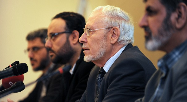 A New Leader for Syria's Muslim Brotherhood?