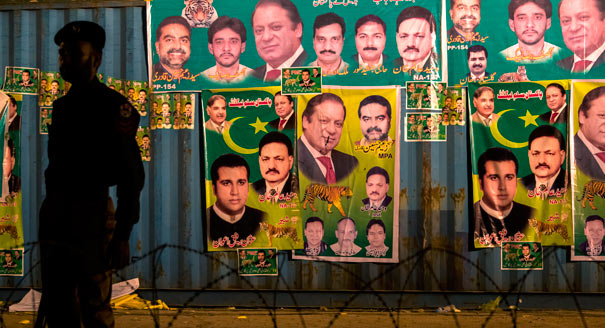 Foreign and Security Policy in Post-Election Pakistan