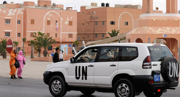 Breaking the Deadlock in the Western Sahara