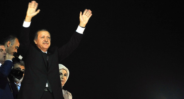 Erdogan's Fetishism of the National Will
