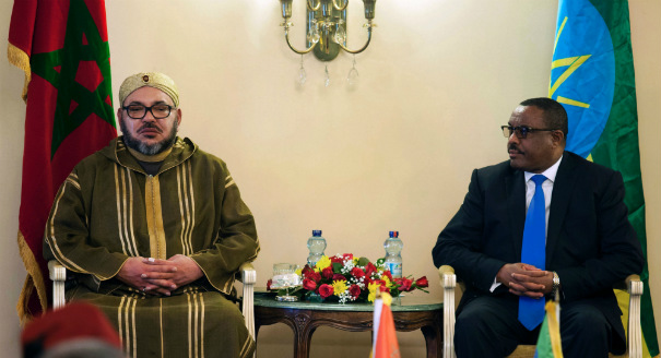 Morocco Brings the Western Sahara Issue Back to the AU