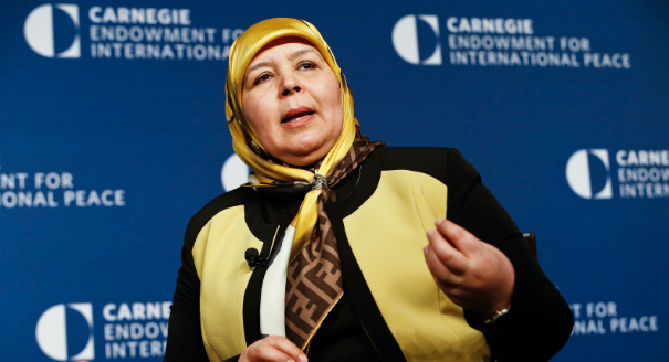 Tunisia's Challenging Transition: An Interview with Mehrezia Labidi