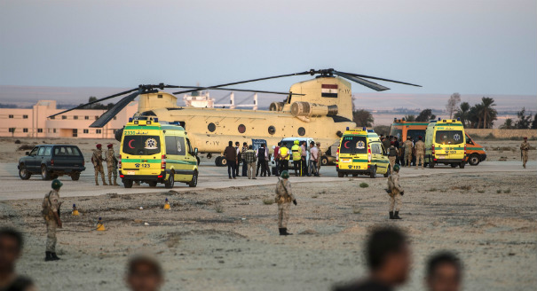 The Heavy Civilian Toll in Sinai
