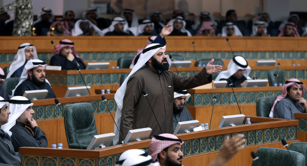 The Opposition's Fight Against Austerity in Kuwait