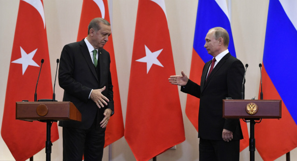 Turkey's Turn Toward Russia