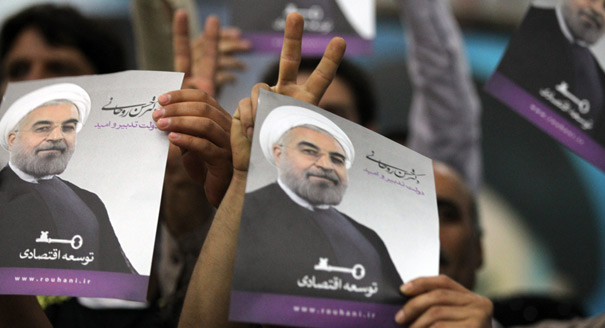 Elections in Iran: The Regime Cementing Its Control