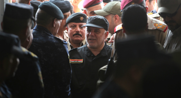 Abadi's Momentary Refuge in Victory