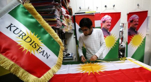 Iraqi Kurds' Referendum for Political Relevance
