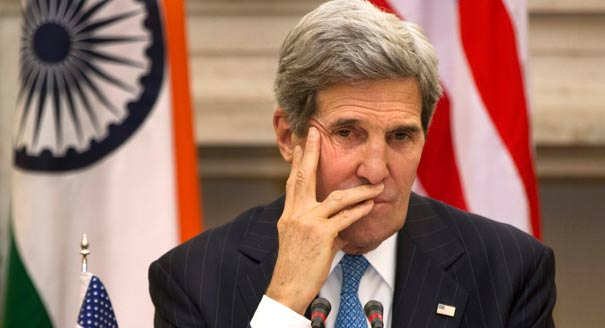 Kerry Seeking To 'Reset U.S. Relationship With India'