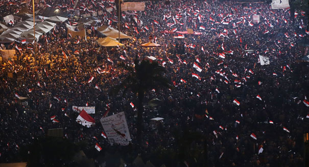 After the Egyptian Coup