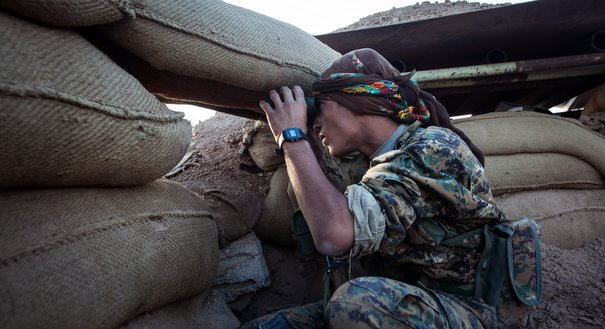 Syria's Kurdish Army: An Interview With Redur Khalil