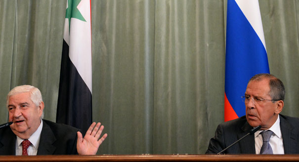 Why the Assad Regime Is Going to Moscow