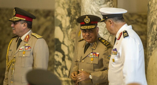 Egypt's SCAF and the Curious Case Against Konsowa
