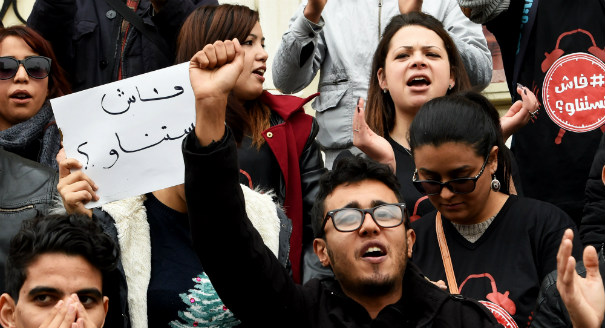 The Economic and Political Dissatisfaction Behind Tunisia's Protests