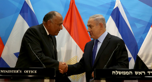 Egypt's Evolving Alliance with Israel