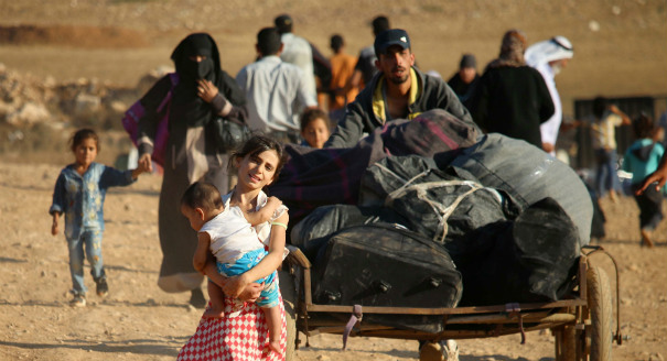 Pushing Syrian Refugees to Return