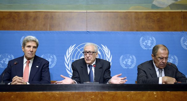 Geneva II: Avoiding a Death Foretold, Part I