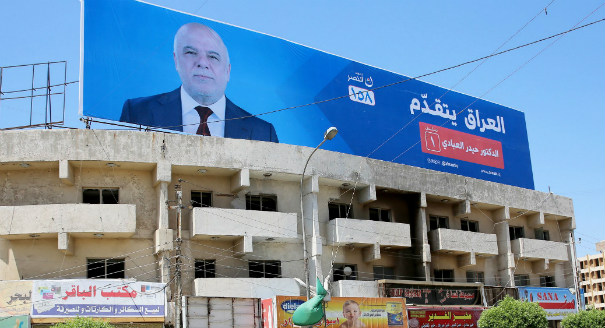 Abadi's Struggle to Maintain Campaign Narratives