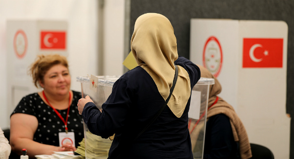 Turkish Elections' Potential for Fraud
