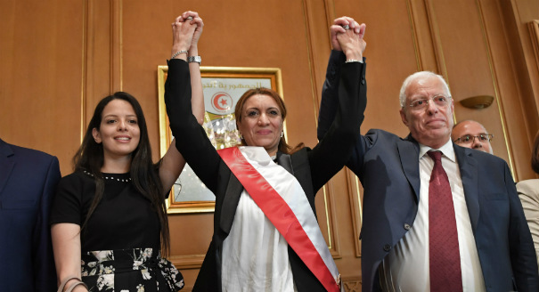 What Does Tunis Think of its First Female Mayor?