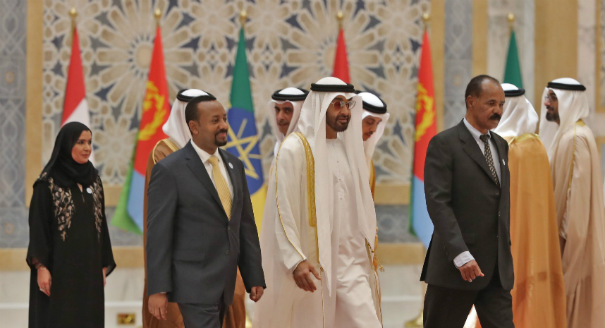 Saudi Arabia and the UAE Look to Africa