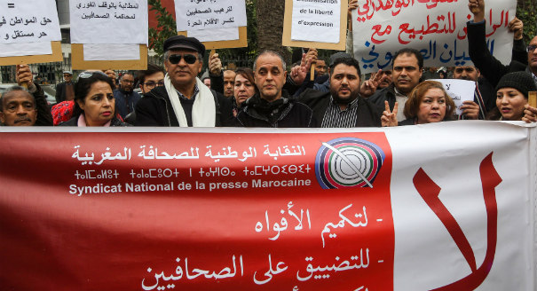 Dividing Morocco's Islamists and Leftists