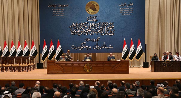 Partisan Bickering Over Iraq's Cabinet