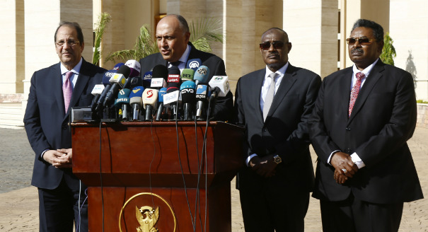 What Sisi Wants from Sudan