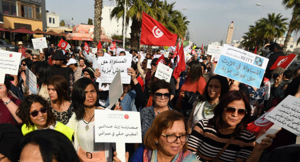 Women's Groups Take on Radicalization in Tunisia