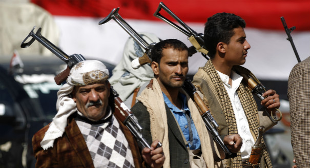 The Houthi–Tribal Conflict in Yemen