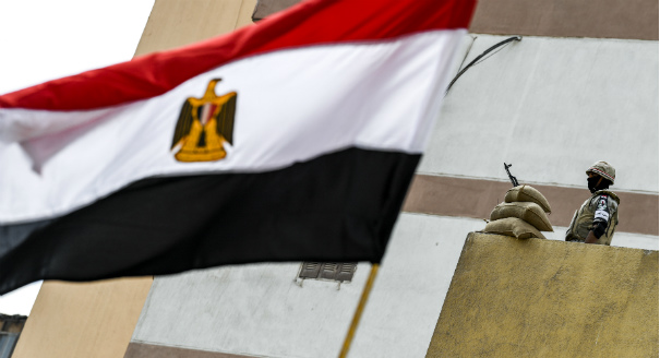 New Political Struggles for Egypt's Military