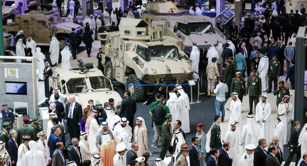 The Rise of the Emirati Defense Industry