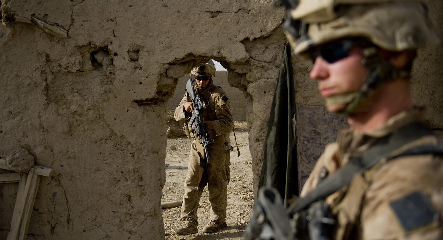 America Has Responsibility To Pick Winner and Losers in Afghanistan
