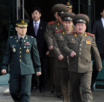 South and North Korea Hold First Talks Since Shelling of Island