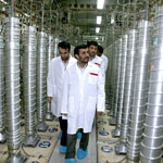 The United States Hangs Back as Inspectors Prepare Report on Iran's Nuclear Program