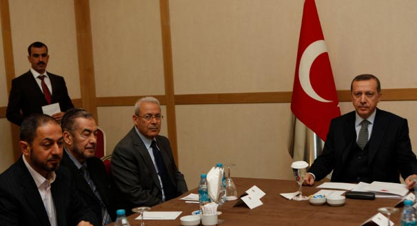 Turkey's Relations with the Syrian Opposition