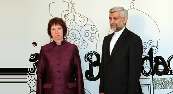 Judy Asks: Can Catherine Ashton Salvage Talks with Iran?