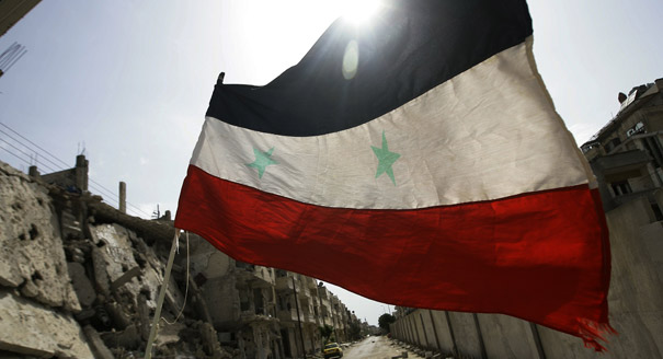 Why We Can't End the Civil War in Syria