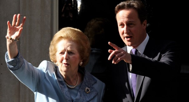 Judy Asks: Is Cameron Thatcher's Heir on Europe?