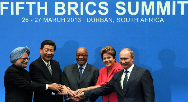 Why the West Need Not Fear the BRICS Development Bank