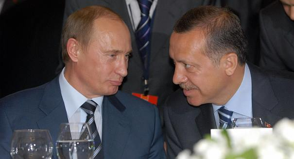 The Astonishing Likeness of Turkey and Russia