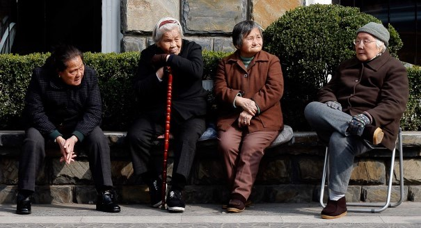 China's Rapidly Aging Population