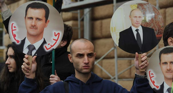 Judy Asks: Will Assad Deliver for Putin?