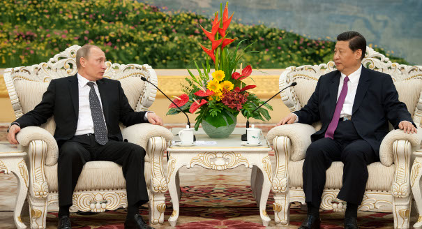 Why Xi Is Going to Moscow First