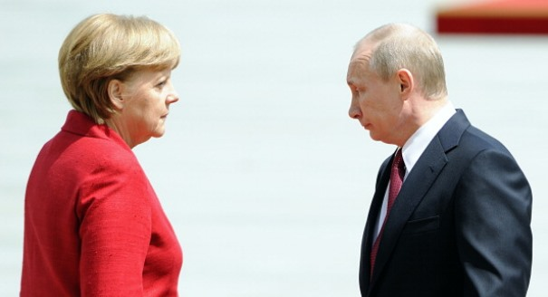 Germany's Enduring Divisions Over Russia