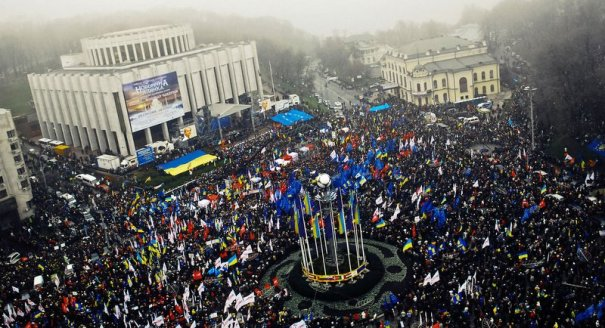 Time to Pull Together on Ukraine