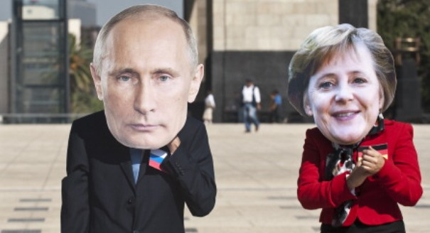 How Russia Is Losing Germany