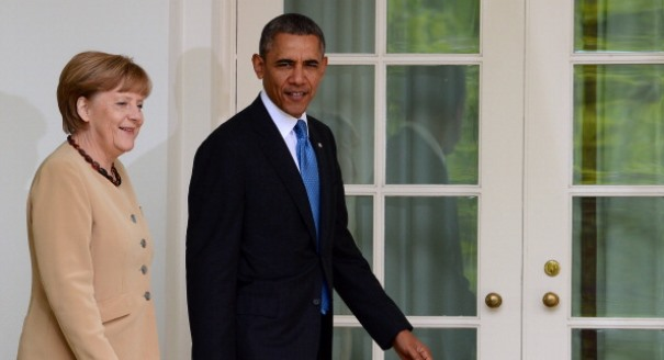 Obama and Merkel Need Each Other to End the Ukraine Crisis